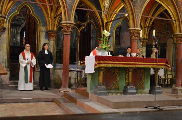 Quelques photos de la fête de la Réformation des paroisses de Strasbourg-centre