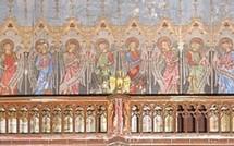 L'église gothique actuelle