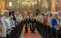 Quelques impressions de la célébration œcuménique à l'occasion des cinquante ans de dialogue luthéro-catholique