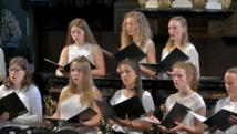 Concert du chœur de jeunes