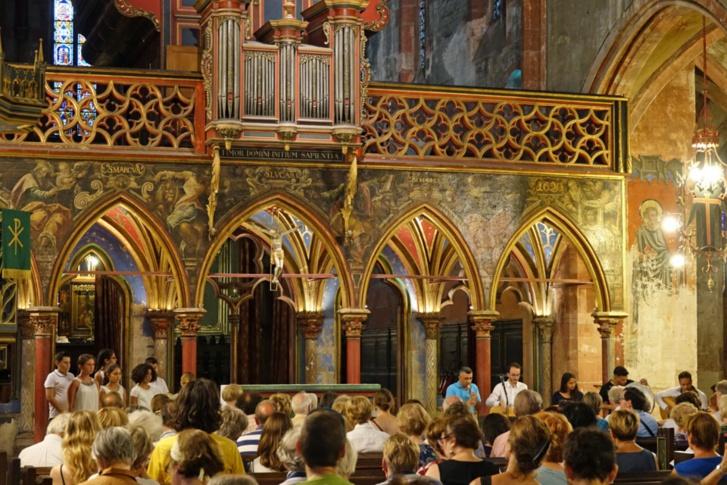 Musiques pour la Paix – Musiques du monde Collectif Karmanota et chorale d'enfants El Sistema Alsace
