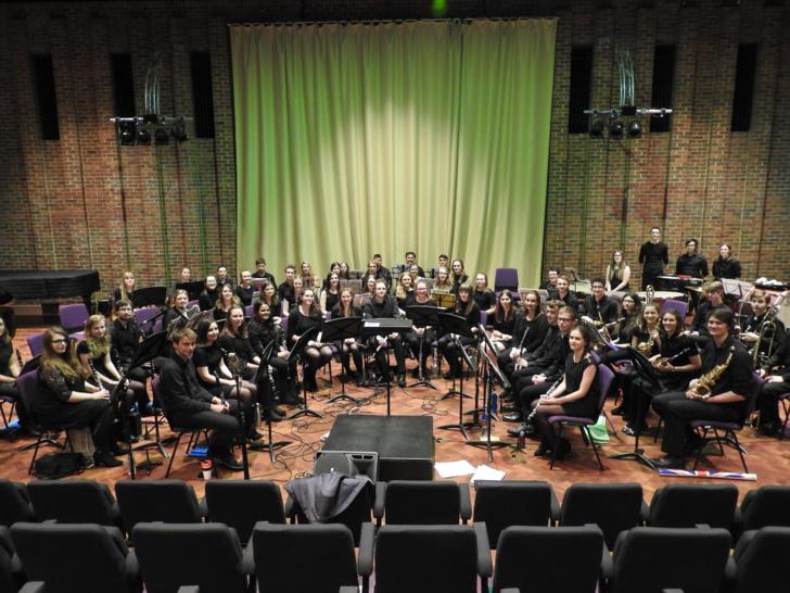 Concert du 2 avril à 20h : Southampton University & Orchestre d'Harmonie des Jeunes de Strasbourg