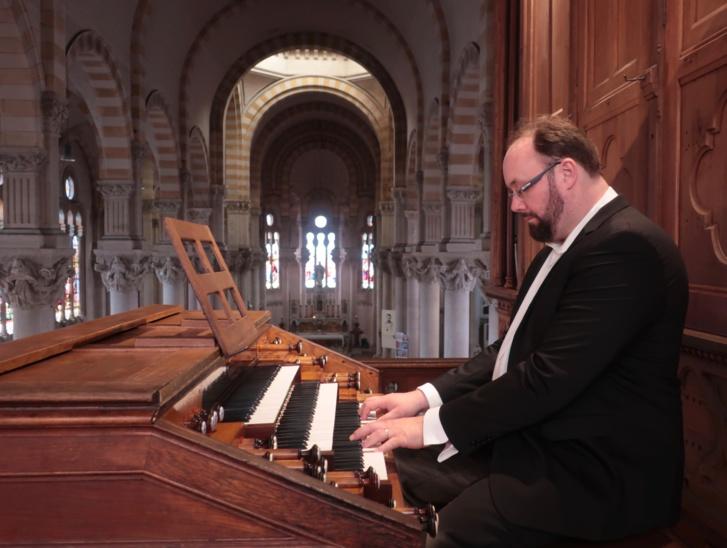 Veillée musicale avec Frédéric Mayeur
