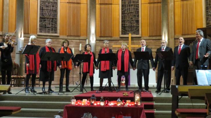 Concert de Noël de Mely Melody