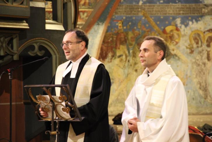 Prière pour l'unité des chrétiens