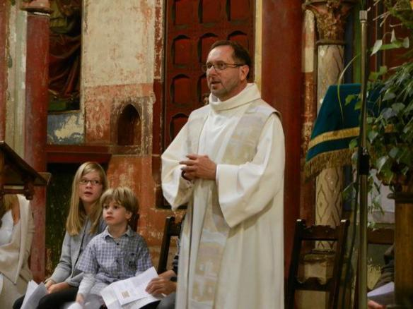 Quelques photos de l'installation du pasteur Philippe Eber