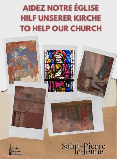 Aidez notre église