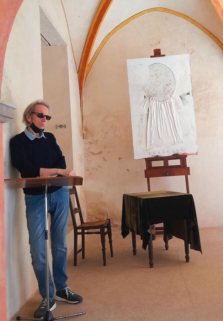 Présentation de l'exposition de Jean Milossis - Samedi 21 août 2021