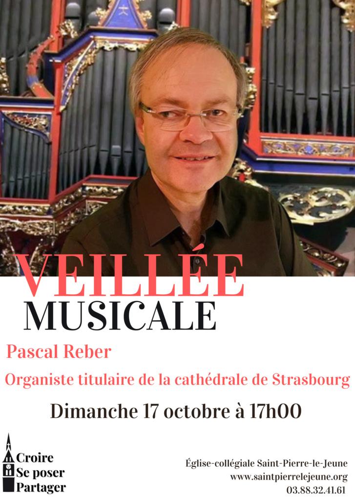 Veillée musicale - Dimanche 17 octobre 2021