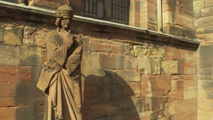Erwin de Steinbach (Cathédrale de Strasbourg)