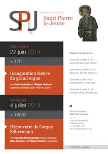 La semaine paroissiale - 15 juin 2014