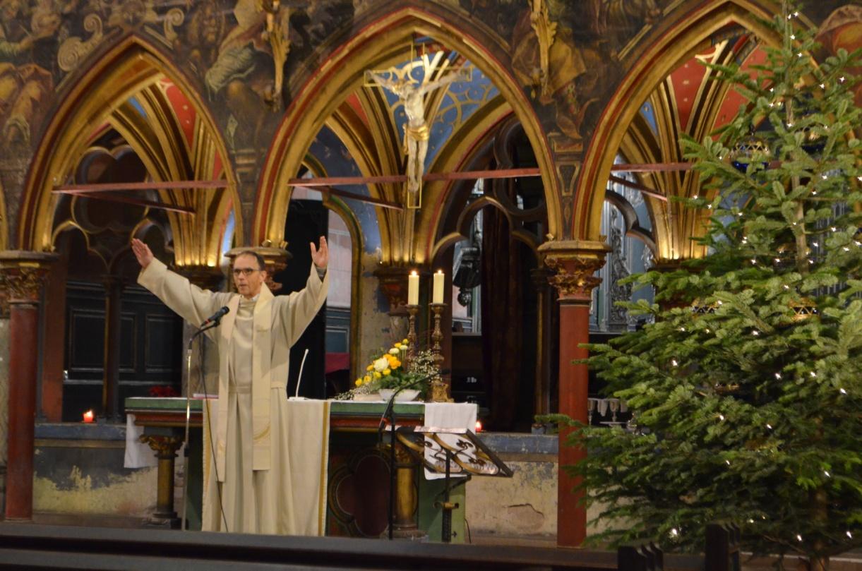 Le pasteur Wolfgang Gross de Groër s'est endormi dans la paix du Christ ce mercredi 3 janvier 2018