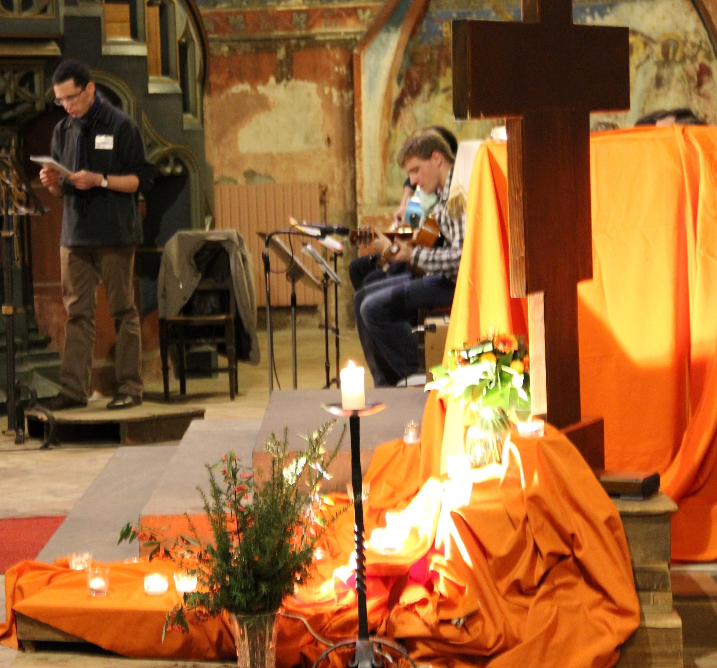 Samedi 26 octobre : Journée des bénévoles de l'Union des Eglises Protestantes d'Alsace et de Lorraine à Saint-Pierre-le-Jeune