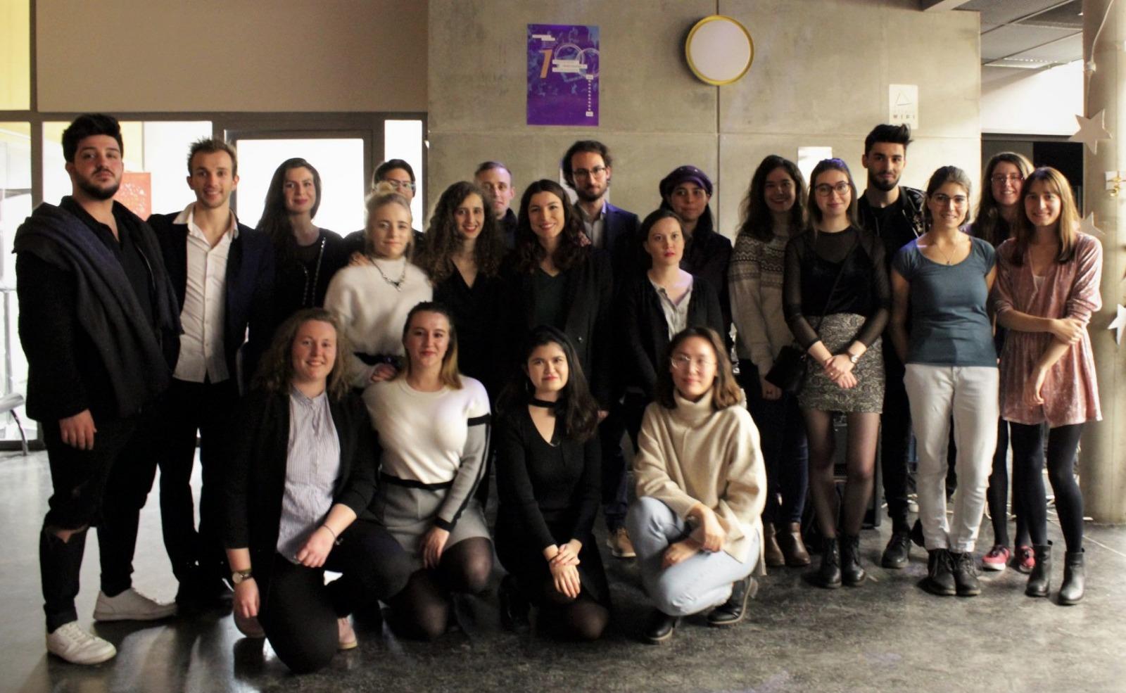 Concert de la Chorale Harmonie internationale de l'Université de Strasbourg et de la Chorale russe du Conseil de l'Europe