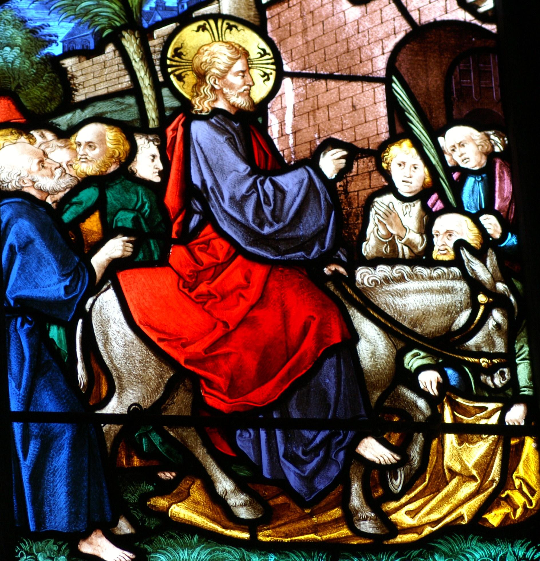 La semaine sainte à Saint Pierre le Jeune