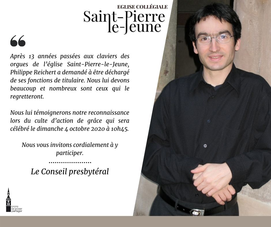 Reconnaissance à Philippe Reichert