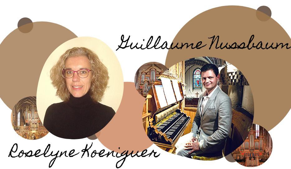 Bienvenue aux deux nouveaux organistes de Saint-Pierre-le-Jeune