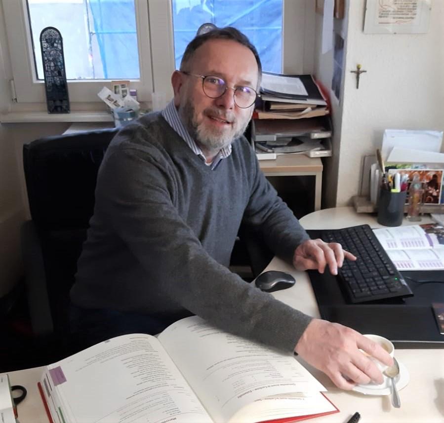 Pasteur Philippe Eber