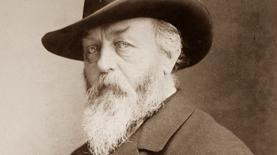 Portrait de Carl Schäfer en 1900(photographie Oscar Suck)