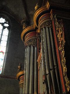 Dimanche 22 juin 2014 à 17h : Inauguration de l'orgue