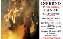 Lecture-concert INFERNO Divine comédie DANTE