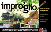 Concert du 22 mars à 20h : Impro'glio