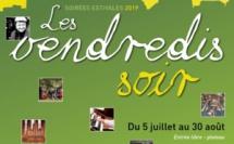 Les vendredis soir 2019 à Saint-Pierre-le-Jeune