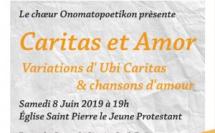 Concert du 08 juin à 19h : Choeur Onomatopoetikon