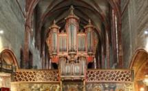 Un poste d'organiste au concours