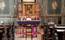 Prière à Saint-Pierre-le Jeune