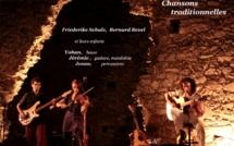 7/9/12 : Convivencia: Friederike Schulz, Bernard Revel et leurs enfants