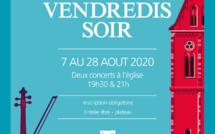 Les vendredis soir à Saint Pierre le Jeune 2020