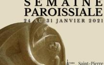 Semaine paroissiale - 24 janvier