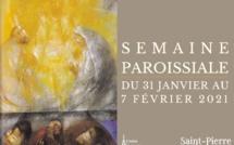 Semaine paroissiale du 31 janvier 2021
