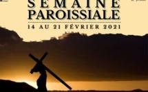 Semaine paroissiale - 14 février 2021