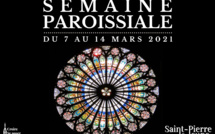 Semaine paroissiale - 7 mars 2021