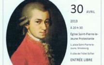 Mardi 30 avril, 20h30 Concert de l'orchestre de Chambre de l'Université de Strasbourg
