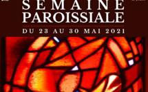 Semaine paroissiale - 23 mai