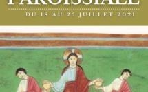 Semaine paroissiale - 18 juillet 2021