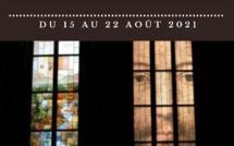 Semaine Paroissiale - Dimanche 15 août 2021