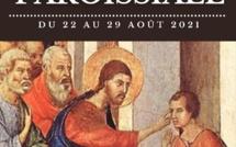 Semaine paroissiale - 22 août 2021