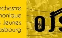 Samedi 21 juin à 19h : l'Orchestre symphonique des Jeunes de Strasbourg