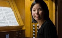 """Quelques souvenirs d'un très beau """"Vendredi soir"""" 8 juillet avec l'organiste Sayaka Hayano et le quatuor de saxophones Orion"""